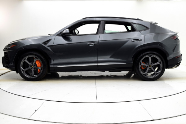 Used 2020 Lamborghini Urus for sale $259,880 at Bentley Palmyra N.J. in Palmyra NJ 08065 3