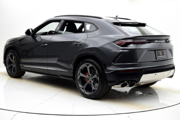 Used 2020 Lamborghini Urus for sale $259,880 at Bentley Palmyra N.J. in Palmyra NJ 08065 4