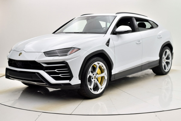 Used Used 2020 Lamborghini Urus for sale $259,880 at Bentley Palmyra N.J. in Palmyra NJ