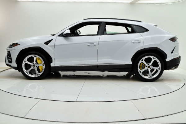 Used 2020 Lamborghini Urus for sale $259,880 at Bentley Palmyra N.J. in Palmyra NJ 08065 3