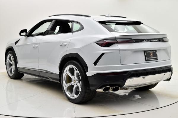 Used 2020 Lamborghini Urus for sale $259,880 at Bentley Palmyra N.J. in Palmyra NJ 08065 4