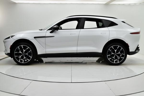 New 2021 Aston Martin DBX for sale $195,186 at Bentley Palmyra N.J. in Palmyra NJ 08065 3
