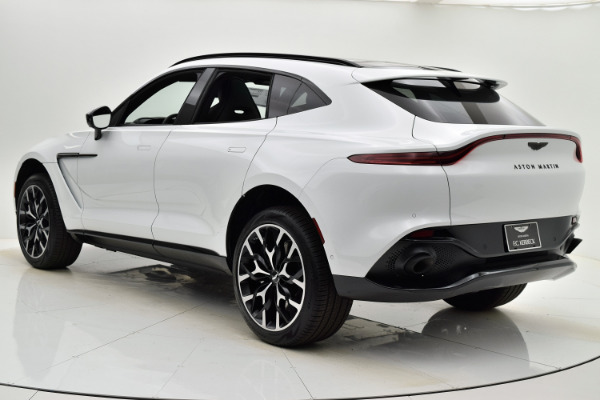 New 2021 Aston Martin DBX for sale $195,186 at Bentley Palmyra N.J. in Palmyra NJ 08065 4