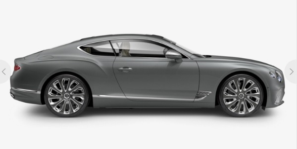 New 2021 Bentley Continental GT V8 Mulliner for sale $293,040 at Bentley Palmyra N.J. in Palmyra NJ 08065 3