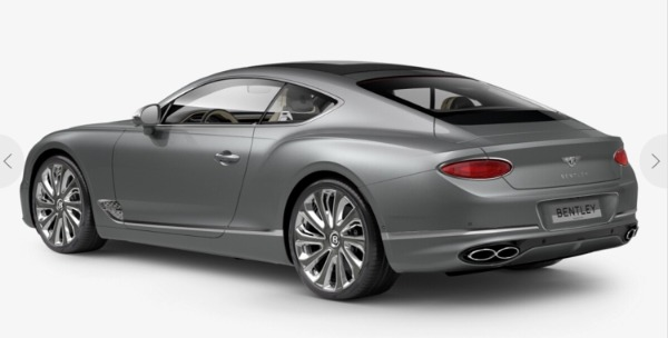 New 2021 Bentley Continental GT V8 Mulliner for sale $293,040 at Bentley Palmyra N.J. in Palmyra NJ 08065 4