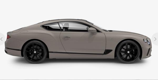 New 2021 Bentley Continental GT V8 Coupe for sale $262,540 at Bentley Palmyra N.J. in Palmyra NJ 08065 3