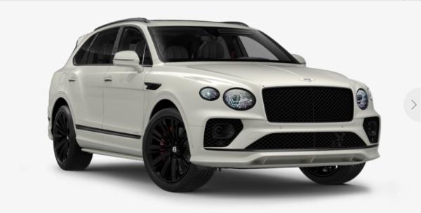 New 2021 Bentley Bentayga Speed for sale $285,925 at Bentley Palmyra N.J. in Palmyra NJ 08065 2