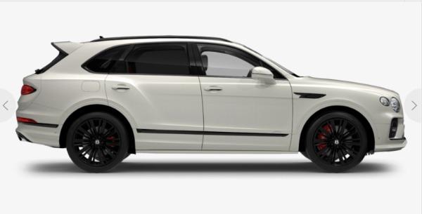 New 2021 Bentley Bentayga Speed for sale $285,925 at Bentley Palmyra N.J. in Palmyra NJ 08065 3