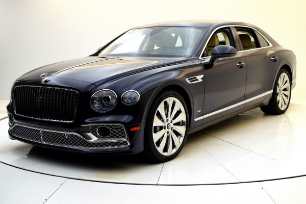 Used Used 2021 Bentley Flying Spur W12 for sale $269,880 at Bentley Palmyra N.J. in Palmyra NJ