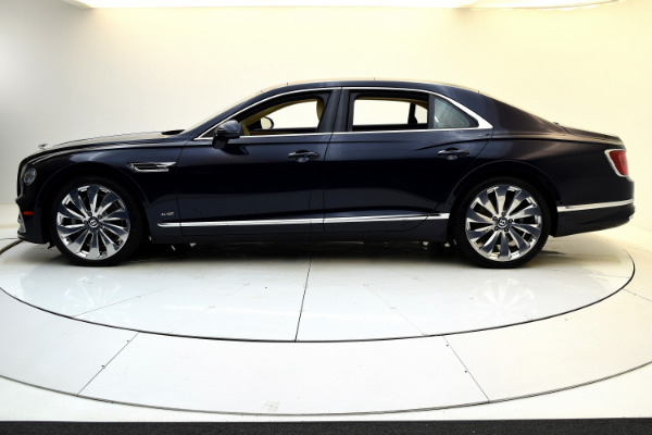 New 2021 Bentley Flying Spur W12 for sale $270,290 at Bentley Palmyra N.J. in Palmyra NJ 08065 3