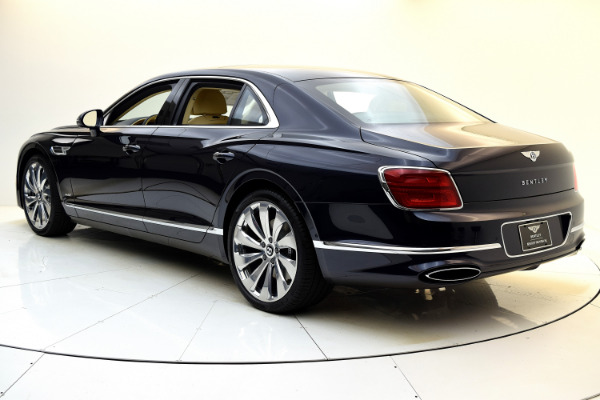 New 2021 Bentley Flying Spur W12 for sale $270,290 at Bentley Palmyra N.J. in Palmyra NJ 08065 4