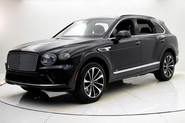 New New 2021 Bentley Bentayga V8 for sale $198,590 at Bentley Palmyra N.J. in Palmyra NJ