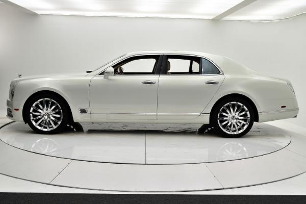 Used 2020 Bentley Mulsanne for sale $269,880 at Bentley Palmyra N.J. in Palmyra NJ 08065 3