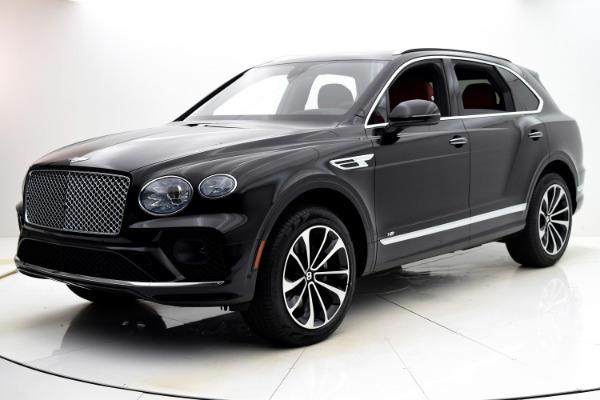 New 2021 Bentley Bentayga V8 for sale $217,190 at Bentley Palmyra N.J. in Palmyra NJ 08065 2