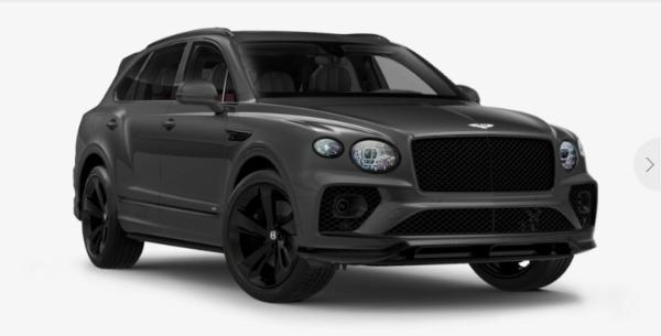 New 2021 Bentley Bentayga V8 for sale $231,100 at Bentley Palmyra N.J. in Palmyra NJ 08065 2