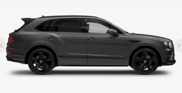 New 2021 Bentley Bentayga V8 for sale $231,100 at Bentley Palmyra N.J. in Palmyra NJ 08065 3