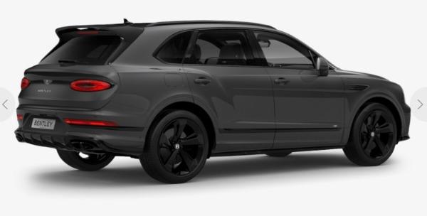 New 2021 Bentley Bentayga V8 for sale $231,100 at Bentley Palmyra N.J. in Palmyra NJ 08065 4
