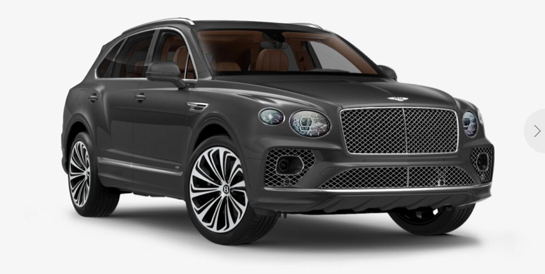 New 2021 Bentley Bentayga V8 for sale $224,360 at Bentley Palmyra N.J. in Palmyra NJ 08065 2