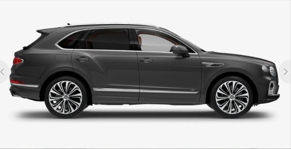 New 2021 Bentley Bentayga V8 for sale $224,360 at Bentley Palmyra N.J. in Palmyra NJ 08065 3