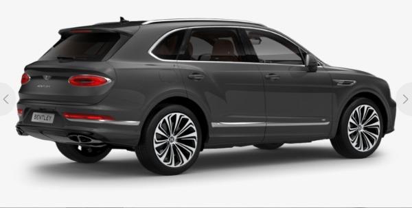 New 2021 Bentley Bentayga V8 for sale $224,360 at Bentley Palmyra N.J. in Palmyra NJ 08065 4