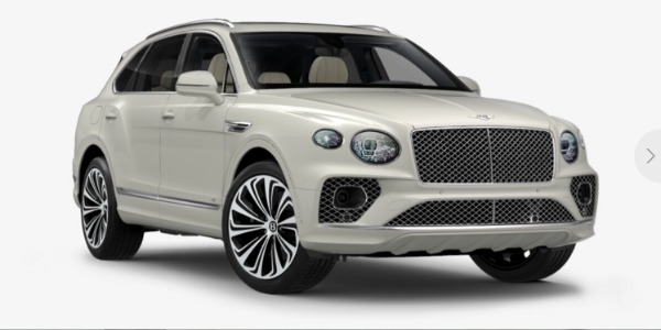 New 2021 Bentley Bentayga V8 for sale $225,795 at Bentley Palmyra N.J. in Palmyra NJ 08065 2