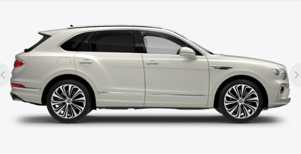 New 2021 Bentley Bentayga V8 for sale $225,795 at Bentley Palmyra N.J. in Palmyra NJ 08065 3
