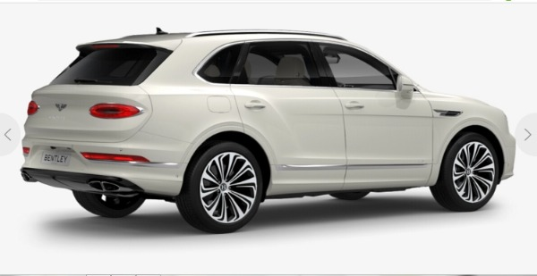 New 2021 Bentley Bentayga V8 for sale $225,795 at Bentley Palmyra N.J. in Palmyra NJ 08065 4