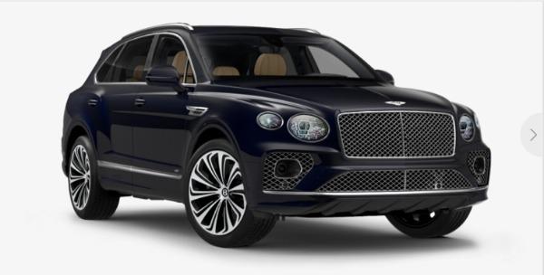 New New 2021 Bentley Bentayga V8 for sale $222,005 at Bentley Palmyra N.J. in Palmyra NJ