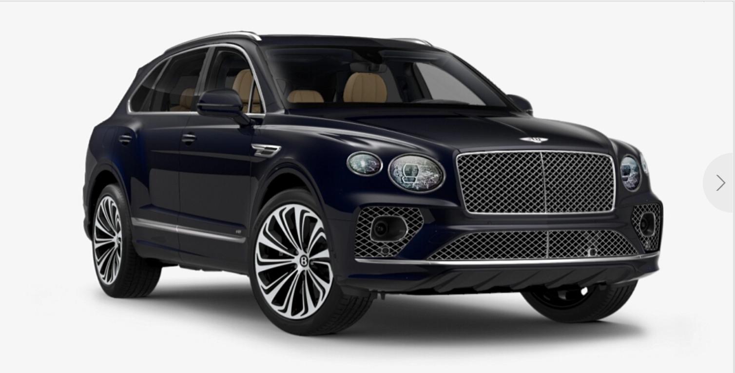 New 2021 Bentley Bentayga V8 for sale $222,005 at Bentley Palmyra N.J. in Palmyra NJ 08065 2