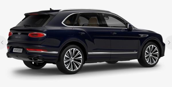 New 2021 Bentley Bentayga V8 for sale $222,005 at Bentley Palmyra N.J. in Palmyra NJ 08065 4