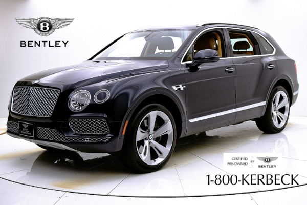 Used Used 2019 Bentley Bentayga V8 for sale $169,880 at Bentley Palmyra N.J. in Palmyra NJ