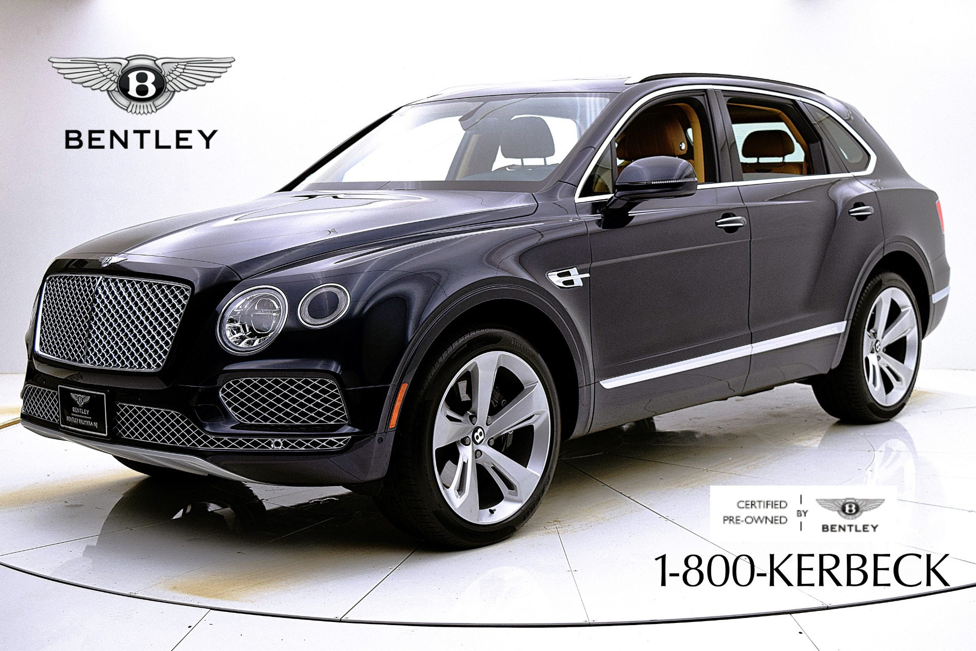 Used 2019 Bentley Bentayga V8 for sale $169,880 at Bentley Palmyra N.J. in Palmyra NJ 08065 2