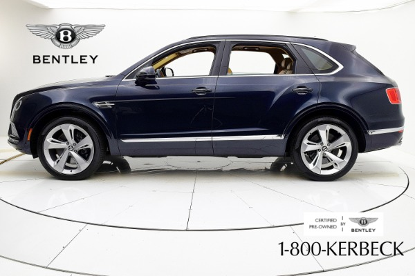 Used 2019 Bentley Bentayga V8 for sale $169,880 at Bentley Palmyra N.J. in Palmyra NJ 08065 3