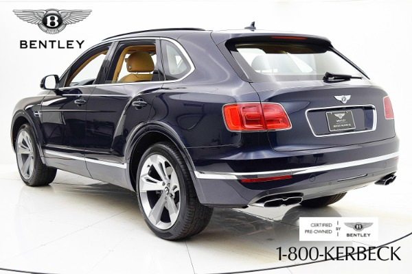 Used 2019 Bentley Bentayga V8 for sale $169,880 at Bentley Palmyra N.J. in Palmyra NJ 08065 4