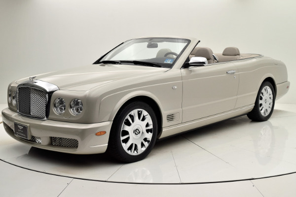Used Used 2008 Bentley Azure for sale $159,880 at Bentley Palmyra N.J. in Palmyra NJ