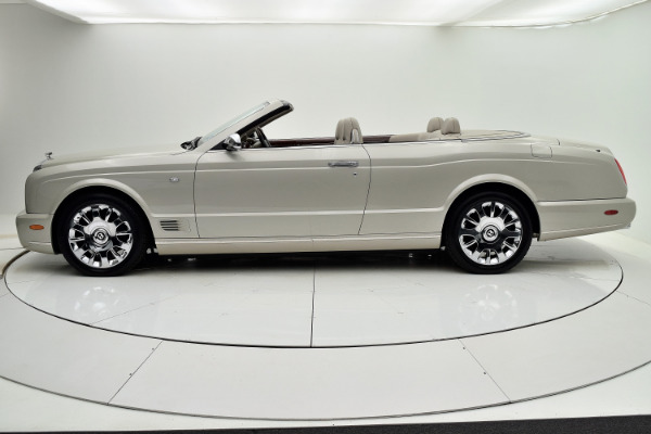 Used 2008 Bentley Azure for sale Sold at Bentley Palmyra N.J. in Palmyra NJ 08065 3