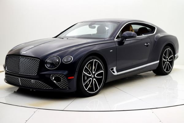 New New 2021 Bentley Continental GT V8 Coupe for sale $246,715 at Bentley Palmyra N.J. in Palmyra NJ