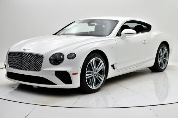 New New 2021 Bentley Continental GT V8 Coupe for sale $233,950 at Bentley Palmyra N.J. in Palmyra NJ
