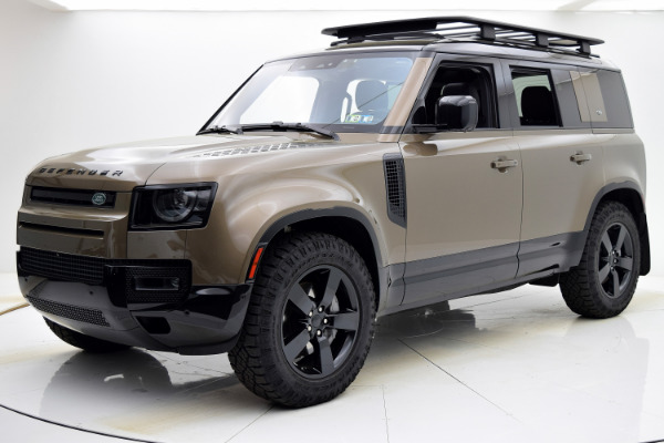 Used Used 2020 Land Rover Defender First Edition for sale $74,880 at Bentley Palmyra N.J. in Palmyra NJ