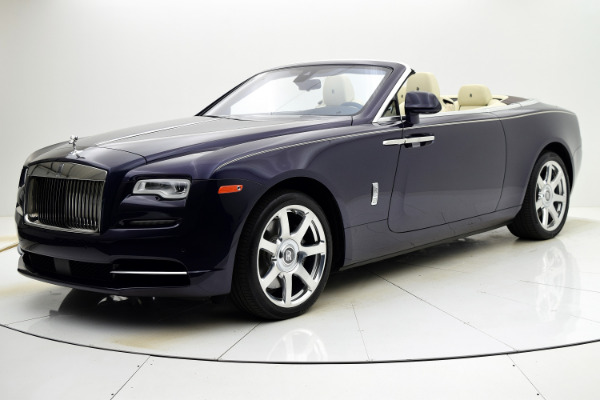 Used Used 2016 Rolls-Royce Dawn for sale $255,880 at Bentley Palmyra N.J. in Palmyra NJ