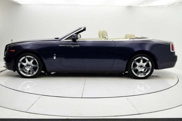 Used 2016 Rolls-Royce Dawn for sale $255,880 at Bentley Palmyra N.J. in Palmyra NJ 08065 3