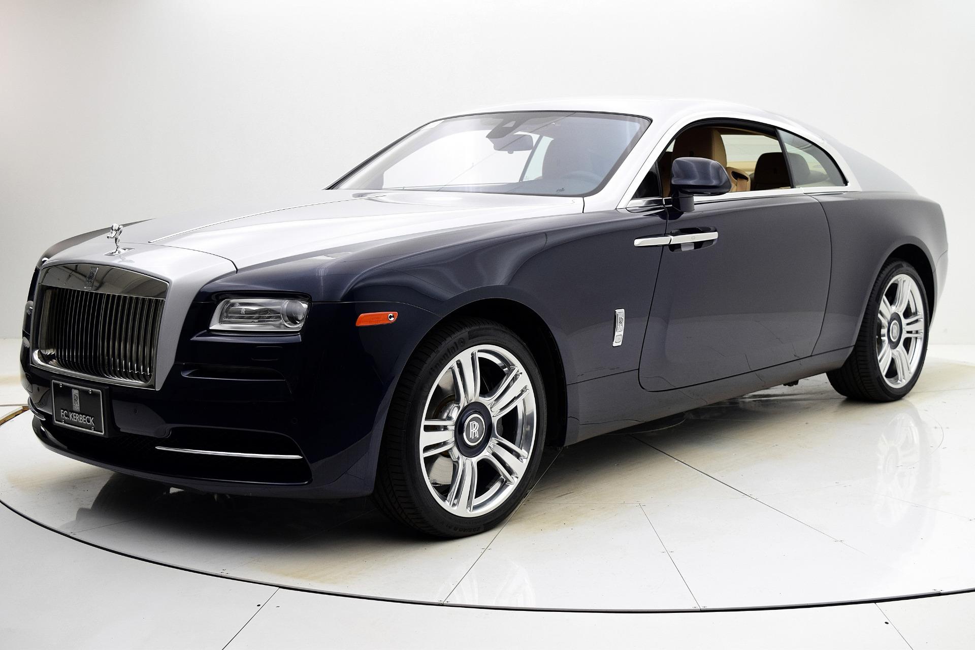 Used 2015 Rolls-Royce Wraith for sale $194,880 at Bentley Palmyra N.J. in Palmyra NJ 08065 2