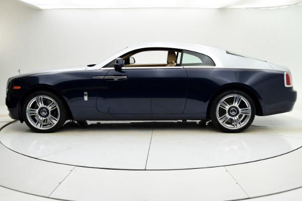 Used 2015 Rolls-Royce Wraith for sale $194,880 at Bentley Palmyra N.J. in Palmyra NJ 08065 3