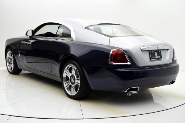 Used 2015 Rolls-Royce Wraith for sale $194,880 at Bentley Palmyra N.J. in Palmyra NJ 08065 4