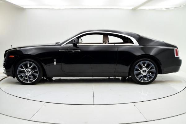 Used 2017 Rolls-Royce Wraith for sale $229,880 at Bentley Palmyra N.J. in Palmyra NJ 08065 3