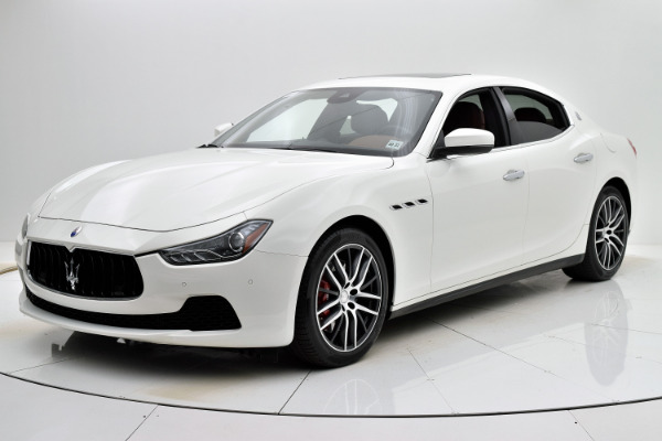 Used Used 2017 Maserati Ghibli S Q4 for sale $45,880 at Bentley Palmyra N.J. in Palmyra NJ