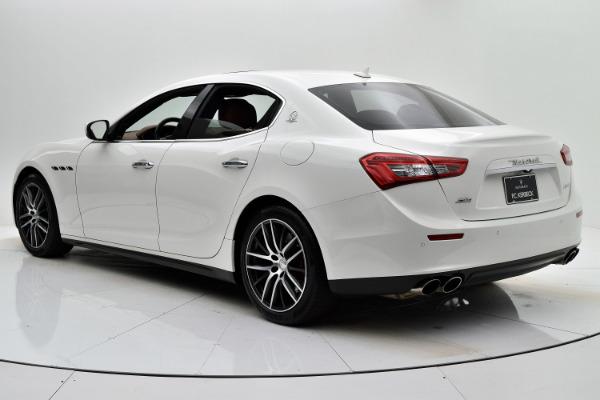 Used 2017 Maserati Ghibli S Q4 for sale $45,880 at Bentley Palmyra N.J. in Palmyra NJ 08065 4