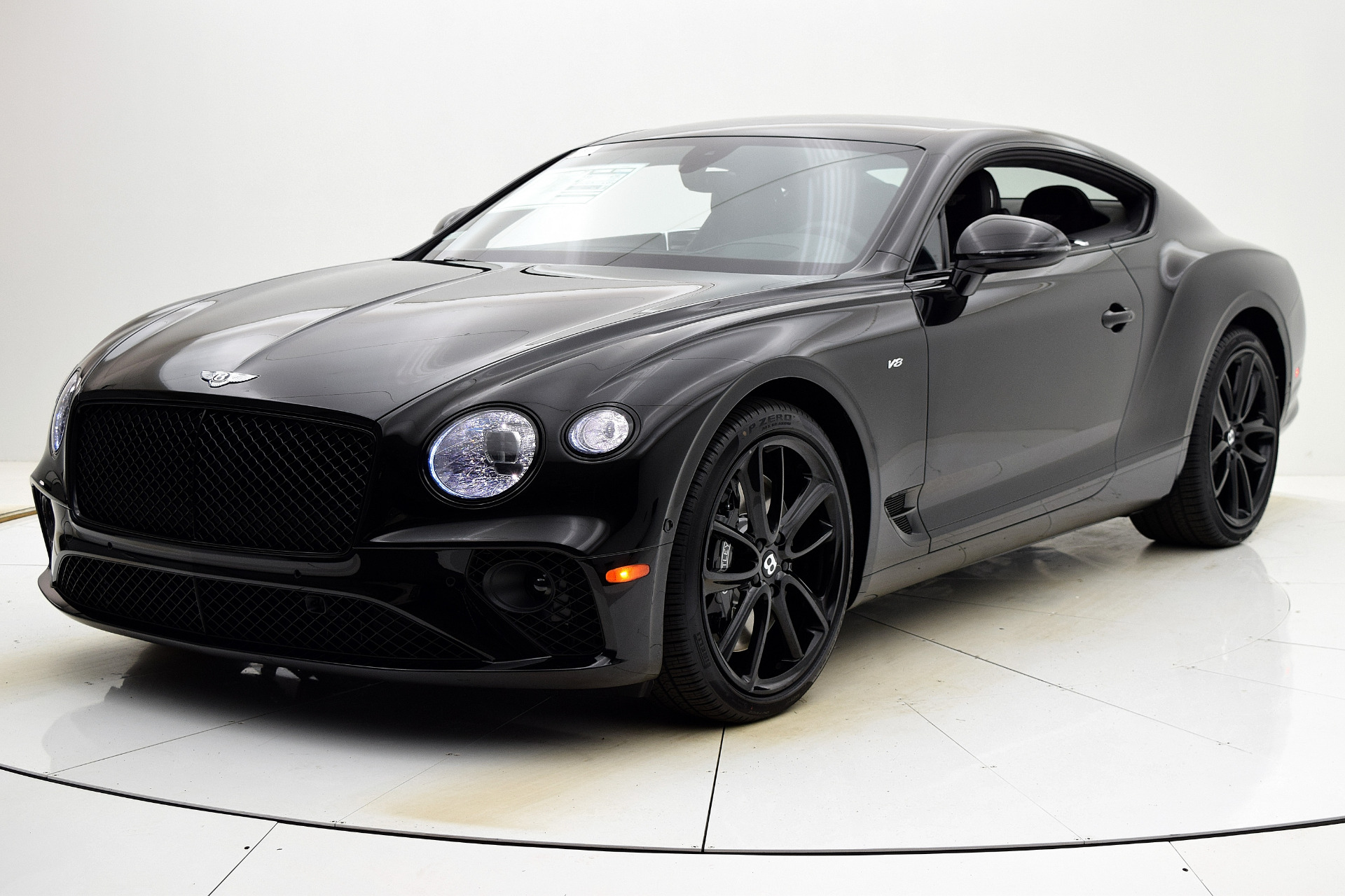 New 2021 Bentley Continental GT V8 Coupe for sale $250,485 at Bentley Palmyra N.J. in Palmyra NJ 08065 2