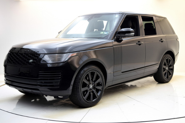 Used Used 2019 Land Rover Range Rover SC for sale $114,880 at Bentley Palmyra N.J. in Palmyra NJ