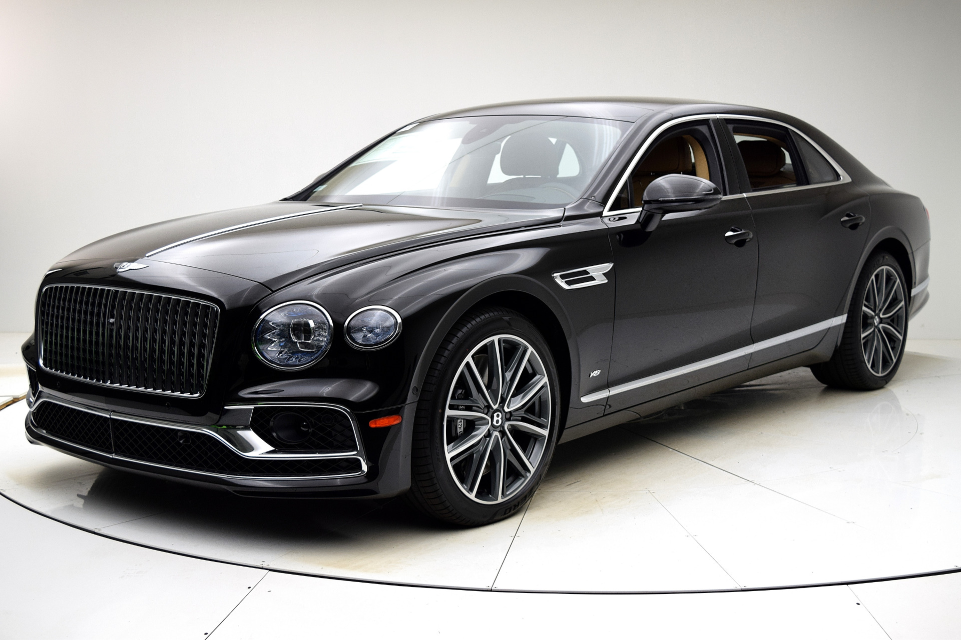 New 2021 Bentley Flying Spur V8 for sale Call for price at Bentley Palmyra N.J. in Palmyra NJ 08065 2